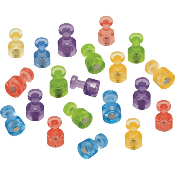Quartet Magnetic Push Pins