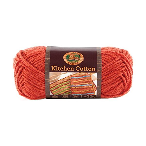 Lion Brand Kitchen Cotton Yarn