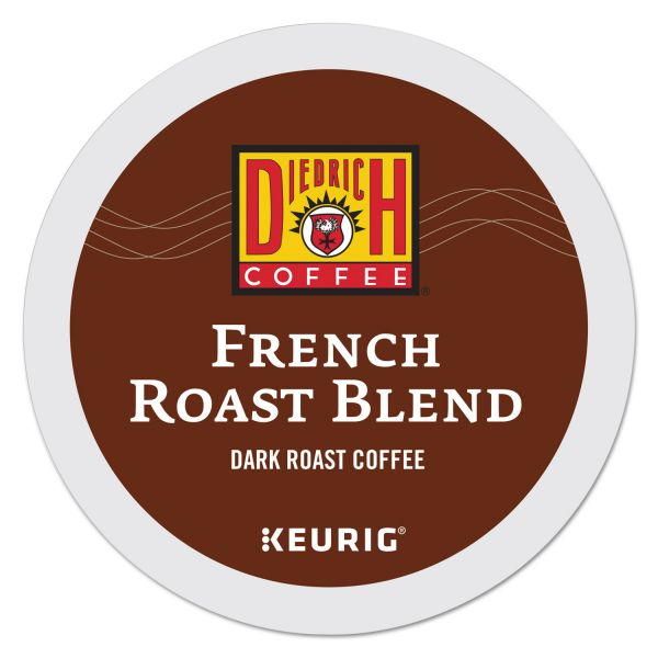 Diedrich Coffee French Roast Coffee K-Cups