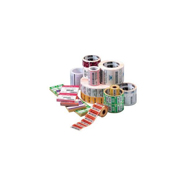 Zebra Tag Paper 2.25 x 1.37in Direct Thermal Zebra Z-Select 4000D 7.5 mil 1 in core