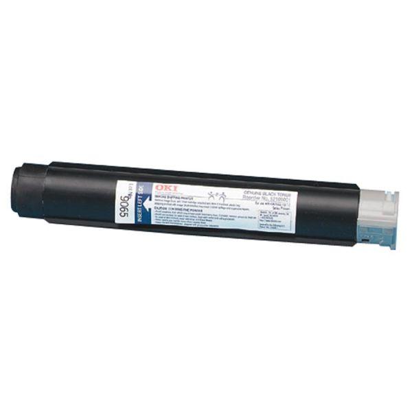 Oki 52109001 Black Toner Cartridge