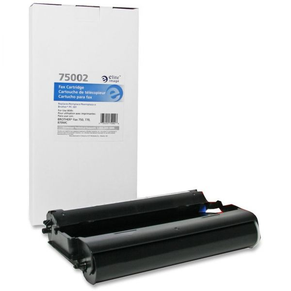 Elite Image Remanufactured Ribbon - Alternative for Brother (PC301)