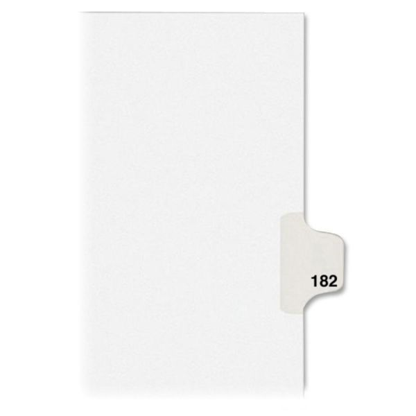 Avery Individual Side-Tab Legal Index Dividers