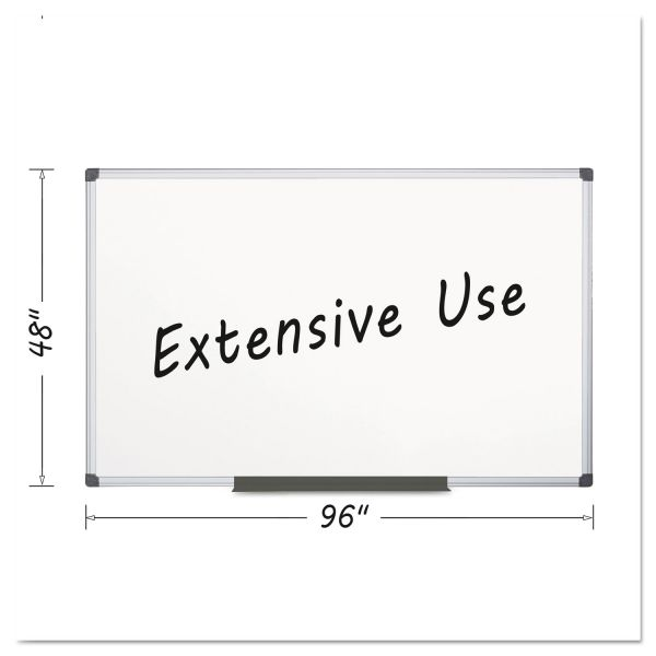 MasterVision Value 8' x 4' Dry Erase Board