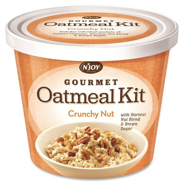 N'JOY Gourmet Oatmeal Kits