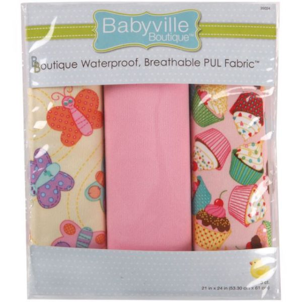 Babyville PUL Waterproof Diaper Fabric
