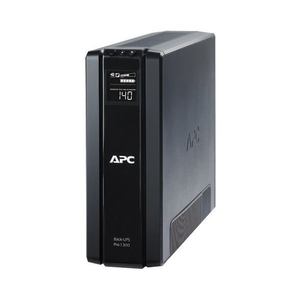 APC by Schneider Electric Back-UPS RS BR1300G 1300 VA Tower UPS