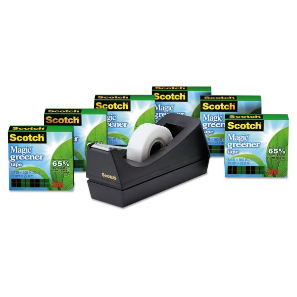 Scotch Magic Greener Tape Refills & Dispenser