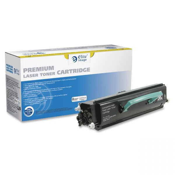 Elite Image Remanufactured Toner Cartridge - Alternative for Lexmark (34015HA)