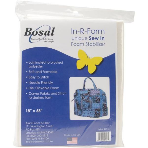 In-R-Form Unique Sew-In Foam Stabilizer