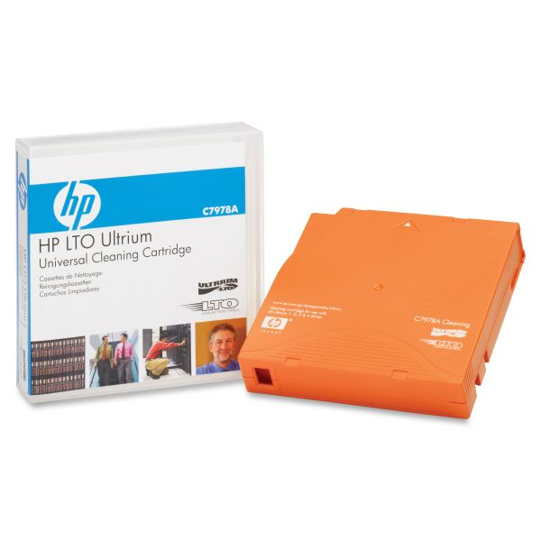 HPE LTO Ultrium Universal Cleaning Cartridge