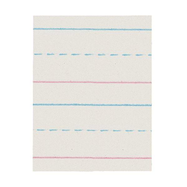 Pacon Zaner-Bloser Broken Midline Newsprint Handwriting Paper