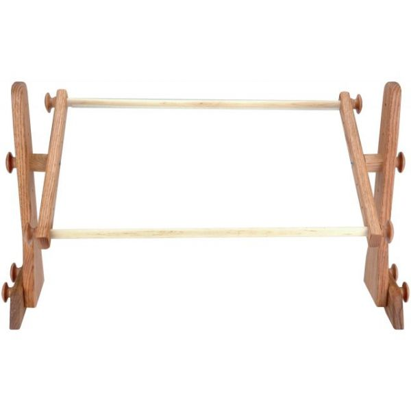 Oak Adjustable Lap Frame