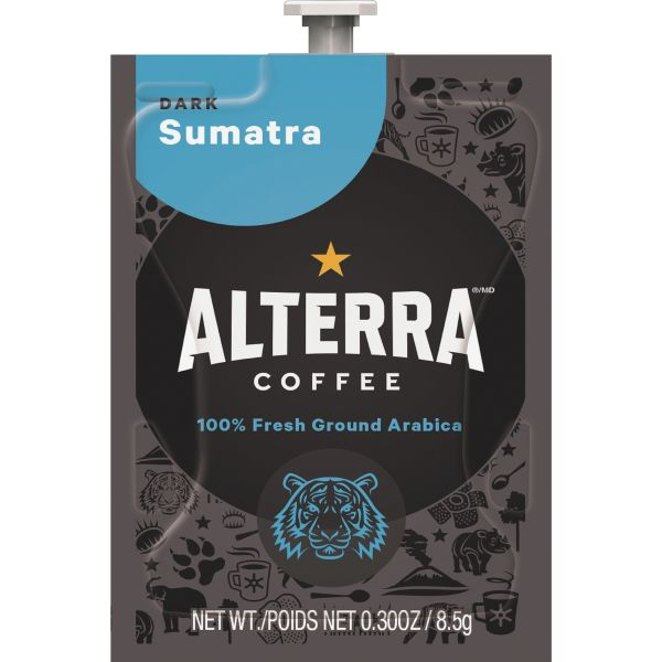 Alterra Roasters Sumatra Coffee Freshpacks