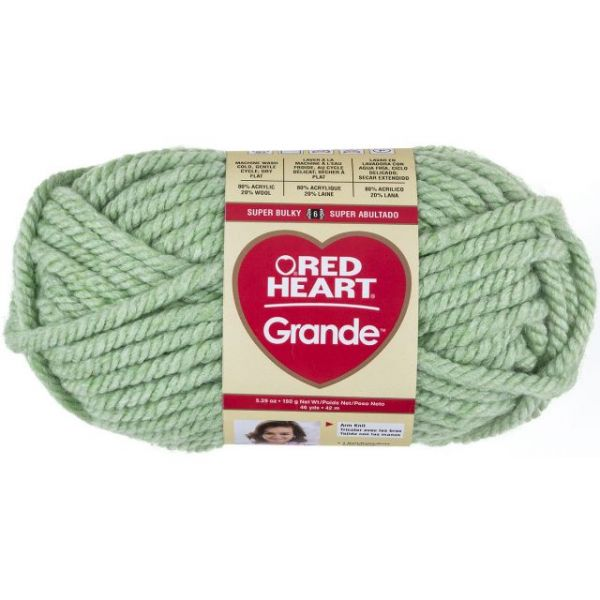 Red Heart Grande Yarn - Spearmint