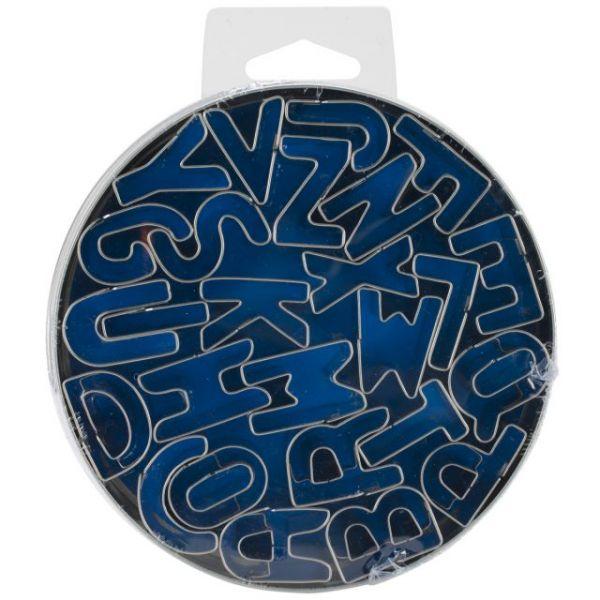 Clay Cutter Alphabet Set