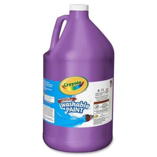 Crayola 1 Gallon Washable Paint