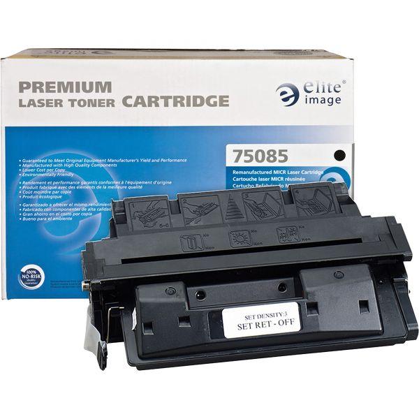 Elite Image Remanufactured HP 27A (C4127A) MICR Toner Cartridge