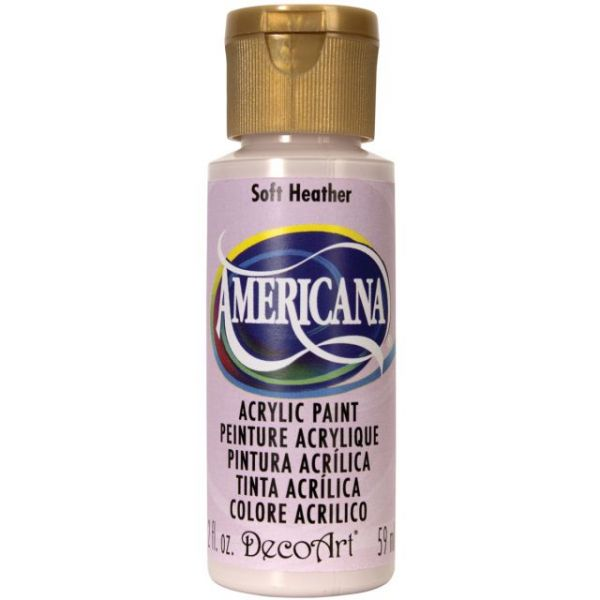 Deco Art Soft Heather Americana Acrylic Paint