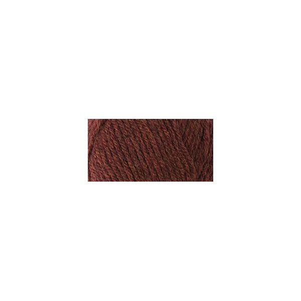 Lion Brand Wool-Ease Yarn - Chestnut Heather