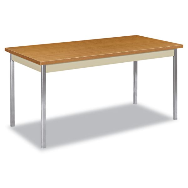 HON Metal Utility Table  30D x 60W