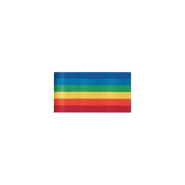 """Offray 5/8"""" Rainbow Ribbon"""