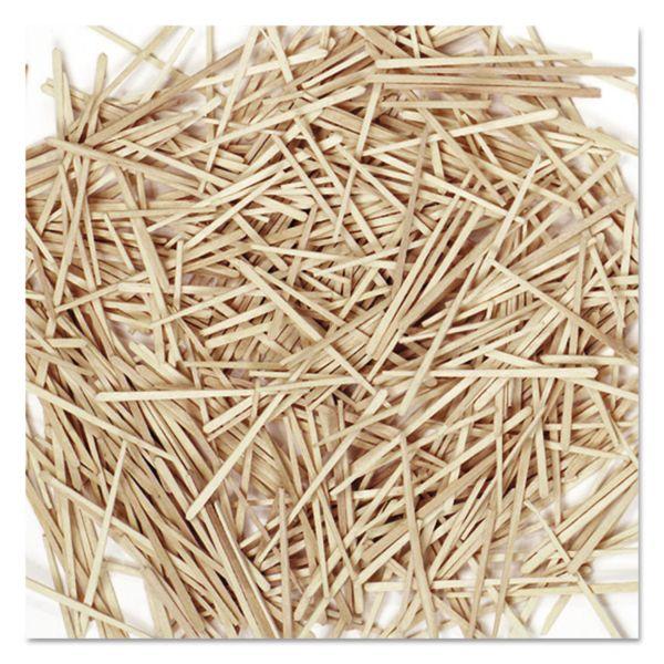 Chenille Kraft Flat Wood Toothpicks