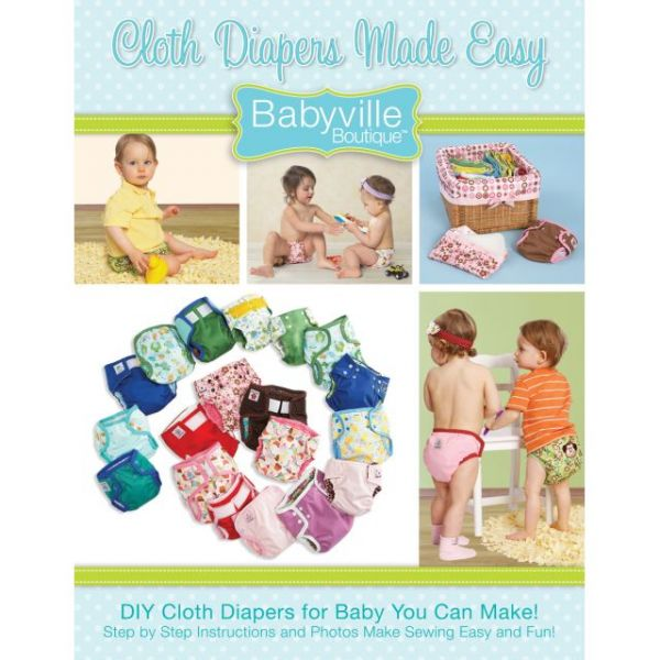 Babyville Boutique Pattern & Instruction Book 1