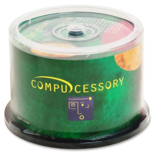 Compucessory Recordable CD Media