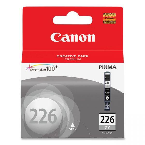 Canon CLI-226GY Gray Ink Cartridge (4550B001)