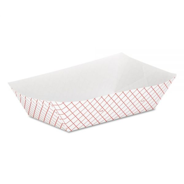 Dixie Kant Leek 5 lb Paper Food Trays