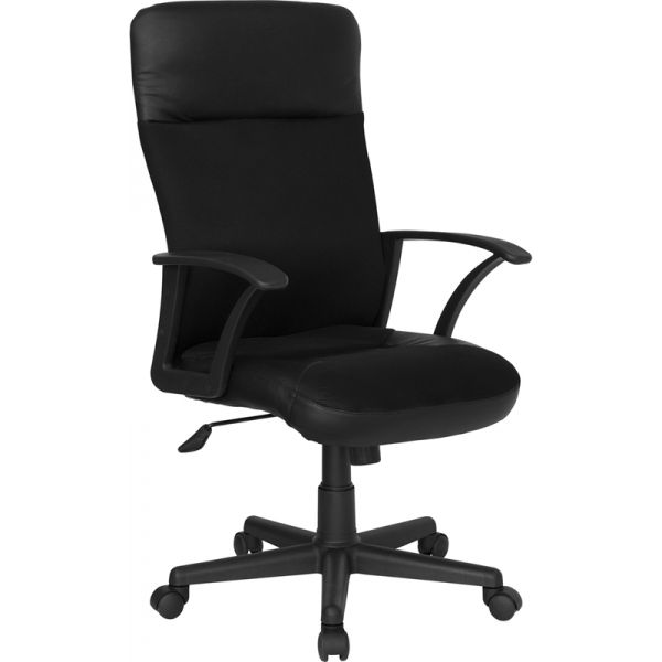 Flash Furniture High Back Executive Swivel Office Chair [CP-A142A01-GG]