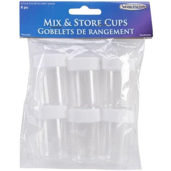 Mix & Store Cups 6/Pkg