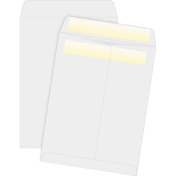 "Business Source 9"" x 12"" Catalog Envelopes"