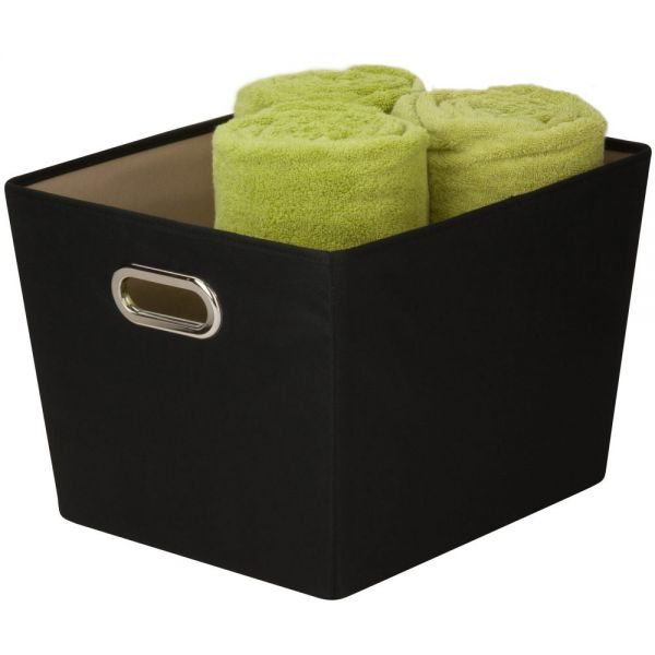 "Medium Decorative Storage Bin 15.75""X13""X10.8"""