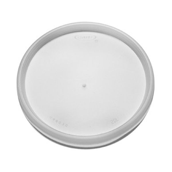 Dart Vented Hot/Cold Foam Cup Lids