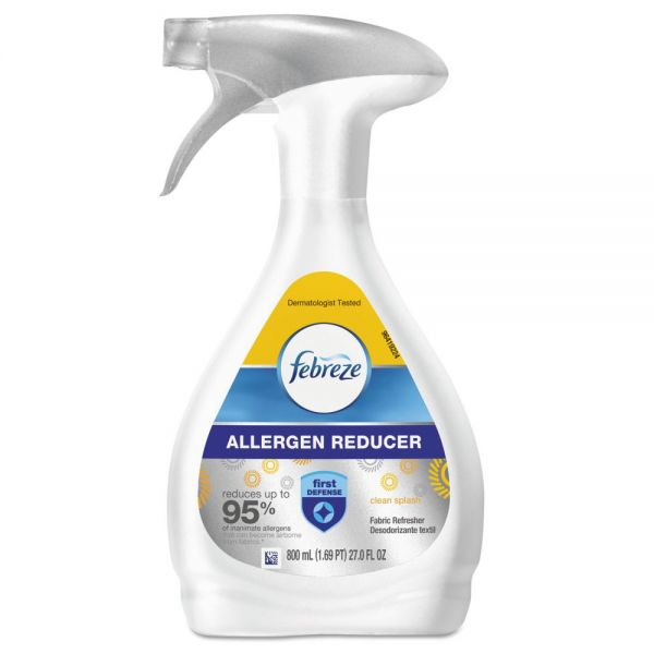 Febreze Allergen Reducer Fabric Refresher & Odor Eliminator