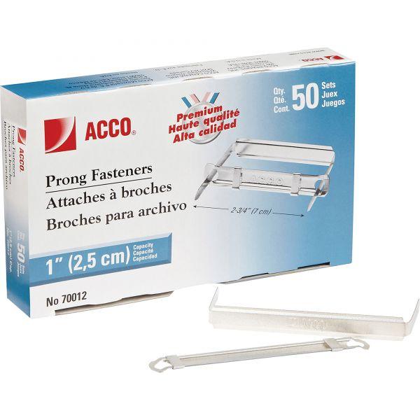 Acco Premium Prong Fastener