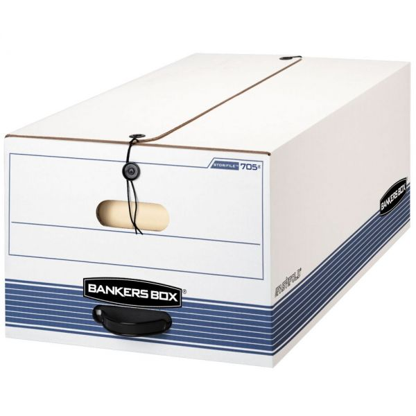 Bankers Box Stor/File Medium-Duty Storage Boxes - 180 Boxes/Pallet