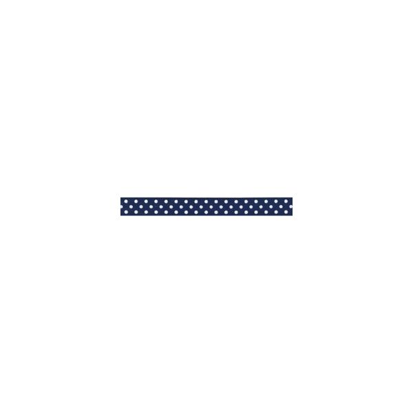 "Polka Dot Grosgrain Ribbon 5/8""X30yd"