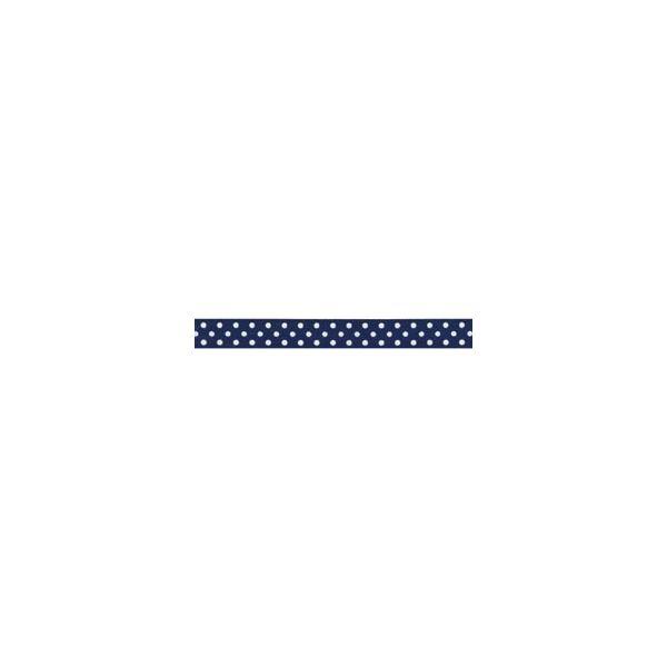 "Polka Dot Grosgrain Ribbon 5/8""X30yd"