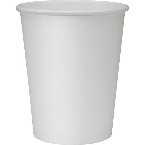 Genuine Joe 8 oz Paper Coffee Cups
