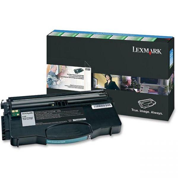 Lexmark 12015SA Black Return Program Toner Cartridge
