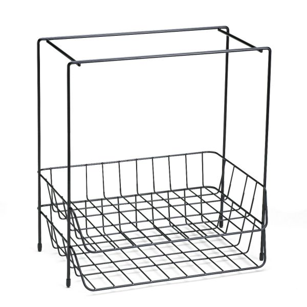 Fellowes Wire Double Tray with Hanging File