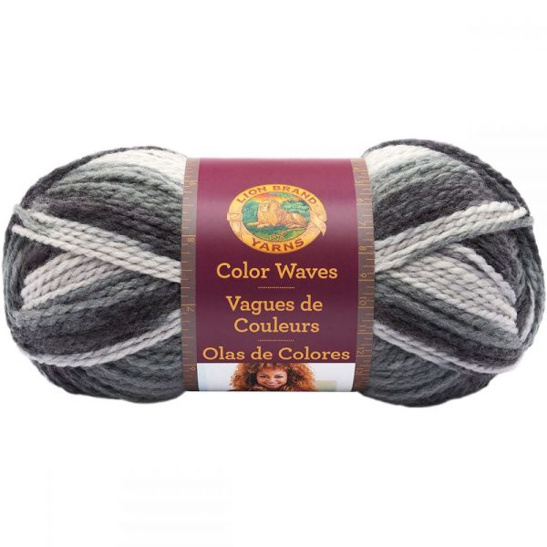 Lion Brand Color Waves Yarn - Marble