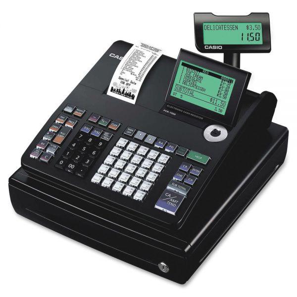 Casio PCR-T500 10-line Display Cash Register