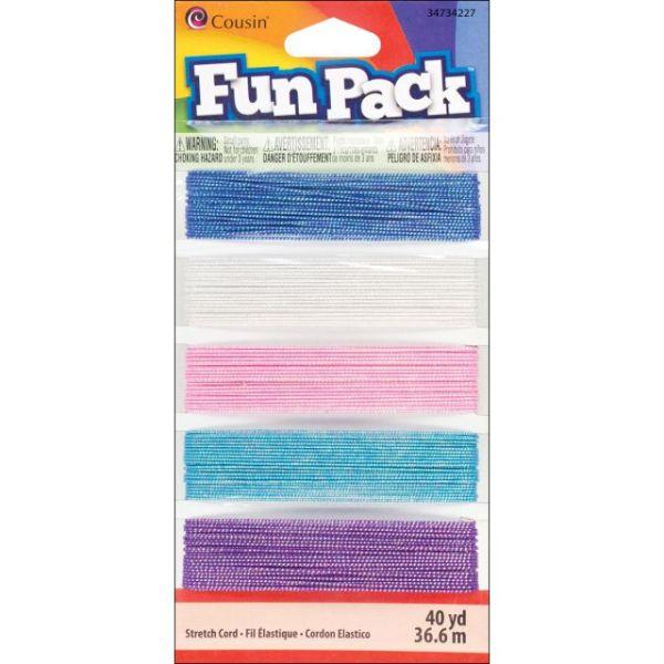 Cousin Fun Pack Stretch Cord