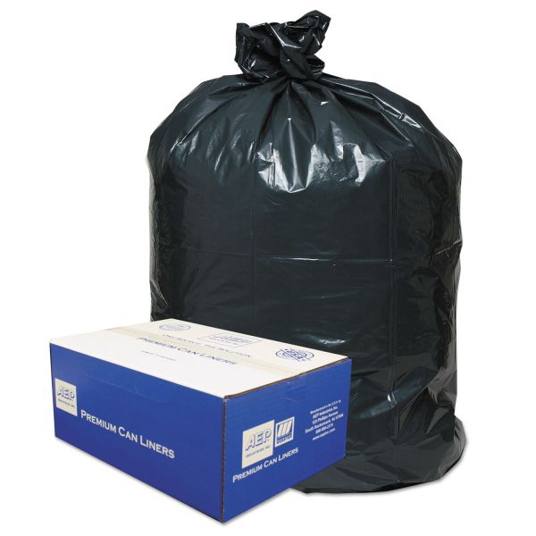 Webster Opaque Linear 60 Gallon Trash Bags