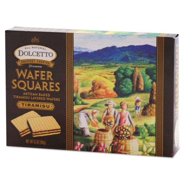 Dolcetto Wafers
