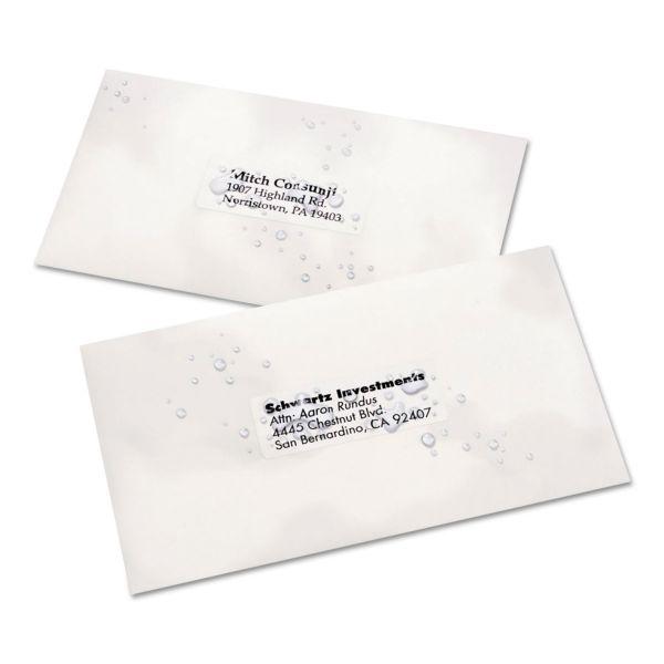 Avery WeatherProof Address Labels